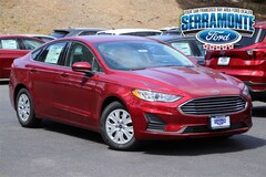 New 2019 Ford Fusion S Sedan 3FA6P0G7XKR216469 near San Francisco