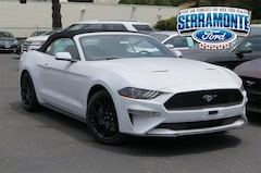New 2018 Ford Mustang Convertible 1FATP8UH4J5176759 near San Francisco