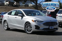 New 2019 Ford Fusion SE Sedan 3FA6P0HD8KR115323 near San Francisco