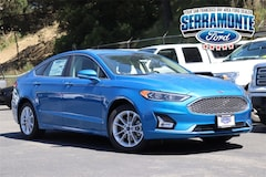 New 2019 Ford Fusion Energi Energi Titanium Sedan 3FA6P0SUXKR223435 near San Francisco