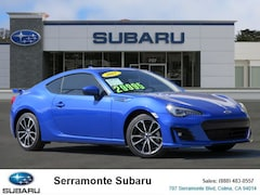 Certified Pre-Owned 2017 Subaru BRZ Limited Coupe JF1ZCAC16H8604194 for Sale in the Bay Area