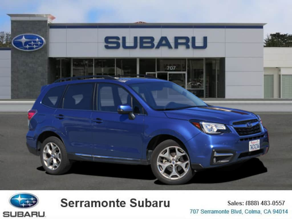 Certified Used 2017 Subaru Forester For Sale Near San Francisco Ca Jf2sjatc3hh492376 18u2117a