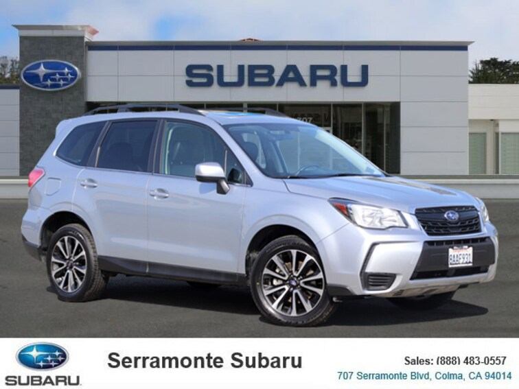Subaru Forester 2.0 Xt Premium >> Certified Used 2018 Subaru Forester For Sale Near San Francisco Ca