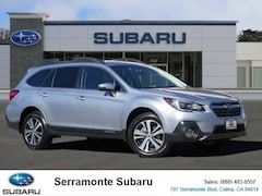 Used 2018 Subaru Outback 3.6R Limited SUV 4S4BSENC2J3300430 for sale in Colma, CA