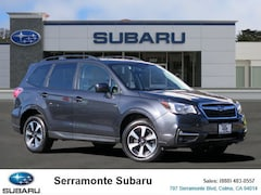 Certified Pre-Owned 2018 Subaru Forester 2.5i Premium SUV JF2SJAGC0JH488978 for Sale in the Bay Area