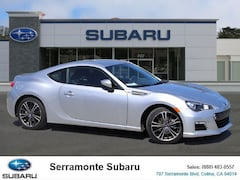 Certified Pre-Owned 2016 Subaru BRZ Coupe JF1ZCAB12G9601190 for Sale in the Bay Area