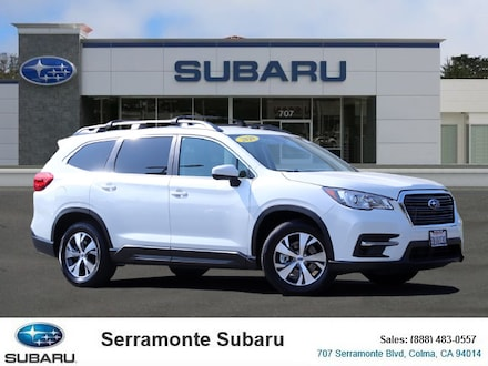 Featured Used 2020 Subaru Ascent Premium 7-Passenger SUV for Sale near San Mateo, CA