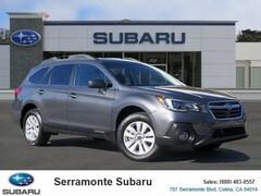 Used 2018 Subaru Outback 2.5i Premium with SUV 4S4BSACCXJ3289088 for sale in Colma, CA