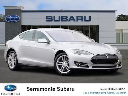 Used 2013 Tesla Model S For Sale near San Francisco in the Bay Area |  Performance Sedan - 5YJSA1DN1DFP19671