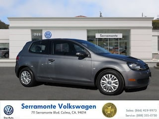 2012 Volkswagen Golf 2.5L 2-door Hatchback