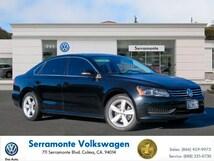 2013 Volkswagen Passat 2.5L SE Sedan