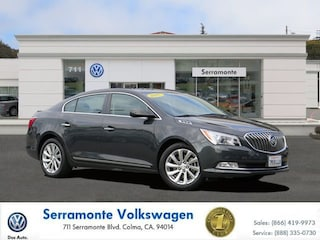 2015 Buick LaCrosse Base Sedan