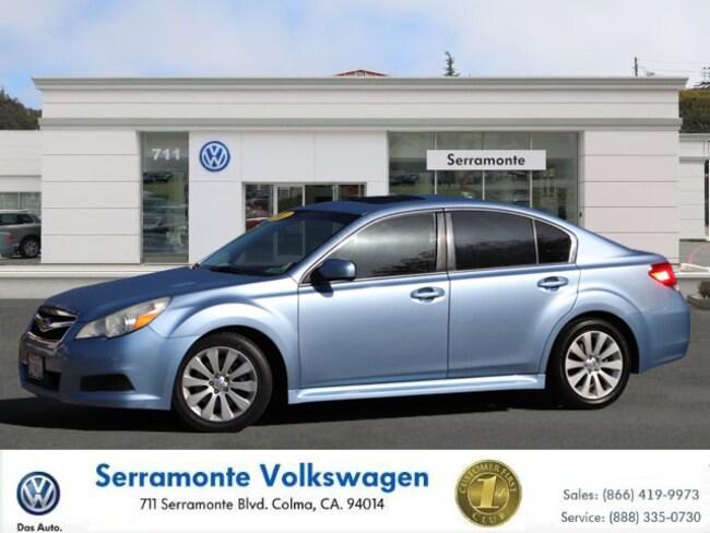 2011 Subaru Legacy 3.6R Premium Sedan