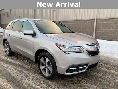 2014 Acura Mdx For Sale >> Used 2014 Acura Mdx For Sale At Serra Traverse City Vin