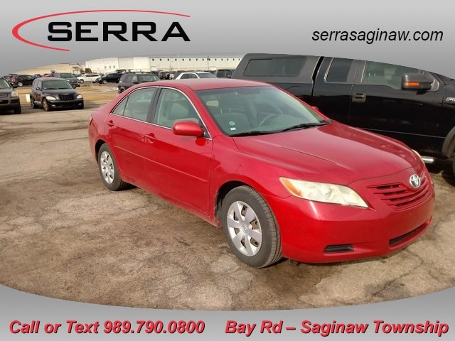Pre-Owned Featured 2007 Toyota Camry Sedan for sale near you in Saginaw, MI