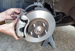 $25 Mail-In Rebate on Brakes* (Gift Card)