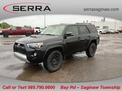 Certified Pre-Owned 2019 Toyota 4Runner TRD Off-Road Premium SUV for sale near you in Saginaw, MI