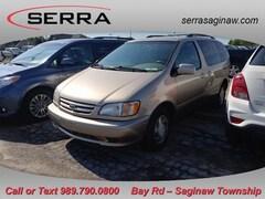 Used 2002 Toyota Sienna Minivan/Van for sale near you in Saginaw, MI