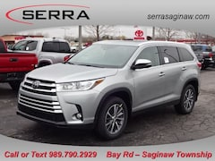 New 2019 Toyota Highlander XLE SUV for sale near Philadelphia