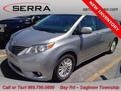 Used 2013 Toyota Sienna XLE Minivan/Van for sale near you in Saginaw, MI