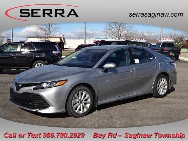 Featured New 2019 Toyota Camry LE Sedan for sale near you in Saginaw, MI