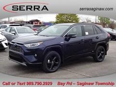 New 2019 Toyota RAV4 Hybrid XSE SUV for sale near Philadelphia