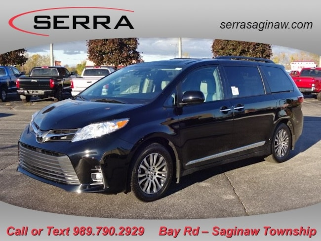 New  2019 Toyota Sienna XLE Minivan/Van For Sale/Lease Saginaw, MI