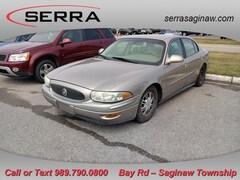 Bargain Used 2004 Buick Lesabre Limited Sedan for sale near you in Saginaw, MI