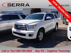 Used 2013 Toyota Sequoia SR5 SUV for sale near you in Saginaw, MI