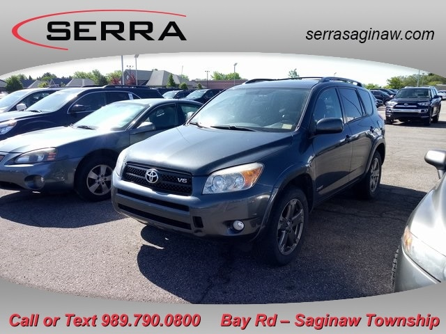 Pre-Owned Featured 2008 Toyota RAV4 Sport SUV for sale near you in Saginaw, MI
