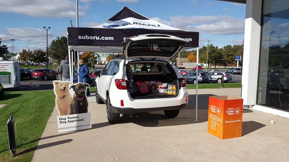 Serra Subaru of Traverse City | New Subaru dealership in ...