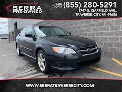 Used 2008 Subaru Legacy 2.5i Sedan in Traverse City, MI