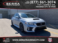 Used 2019 Subaru WRX Premium Sedan in Traverse City, MI