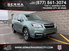 Used 2017 Subaru Forester 2.5i Premium SUV in Traverse City, MI