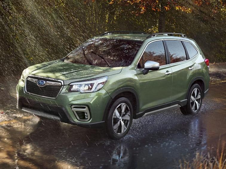 New 2019 Subaru Forester Premium SUV in Traverse City, MI