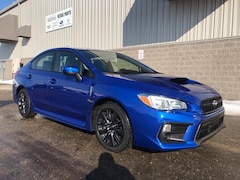 New 2019 Subaru WRX Sedan in Traverse City, MI