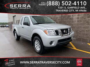 2015 Nissan Frontier SV Truck King Cab