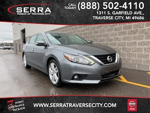 2017 Nissan Altima 3.5 SL Sedan