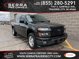 2012 Chevrolet Colorado 1LT 4x2 Extended Cab Truck Extended Cab