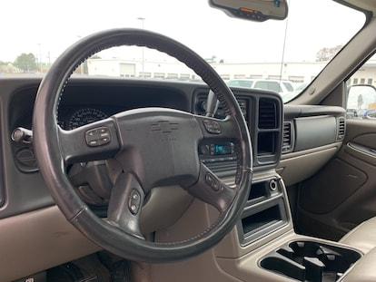 Used 2005 Chevrolet Tahoe For Sale at Serra Traverse City