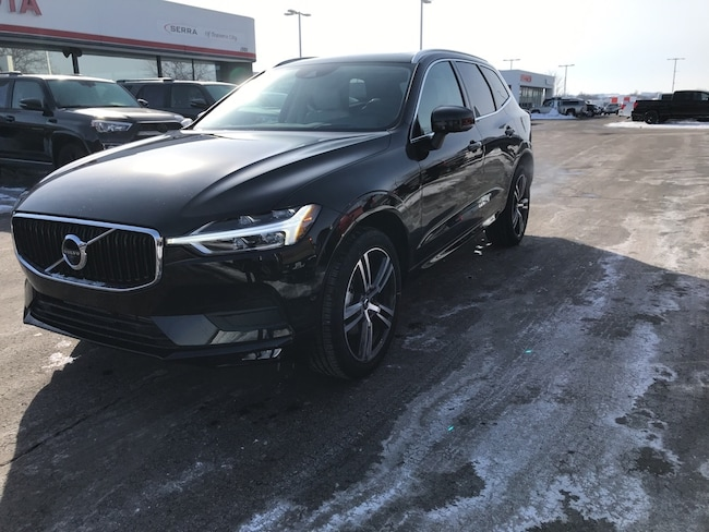 New 2019 Volvo XC60 T5 Momentum SUV for sale/lease in Traverse City