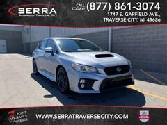Used 2019 Subaru WRX Premium Sedan JF1VA1C61K9817541 for sale in Traverse City, MI