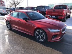 New 2019 Volvo S60 T6 R-Design Sedan for sale or lease in Traverse City, MI