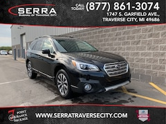 Used 2016 Subaru Outback 2.5i Limited SUV 4S4BSANC9G3340988 for sale in Traverse City, MI