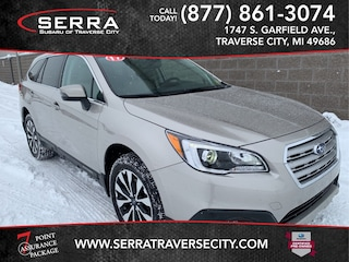 Used 2017 Subaru Outback 3.6R Limited SUV 4S4BSENC7H3375604 for sale in Traverse City, MI