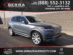 Certified Pre-owned 2017 Volvo XC90 T6 Inscription SUV for sale in Traverse City, MI