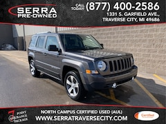 Used 2016 Jeep Patriot High Altitude SUV 1C4NJRFB4GD674476 for sale in Traverse City, MI