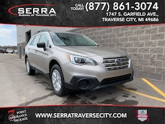 Used 2017 Subaru Outback 2.5i SUV 4S4BSAAC2H3289969 for sale in Traverse City, MI
