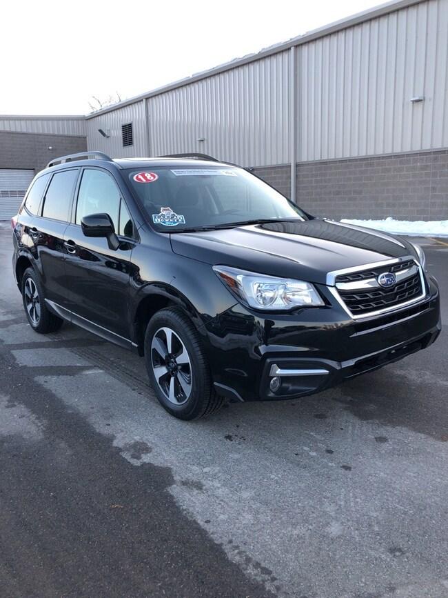 Pre-Owned 2018 Subaru Forester 2.5i Premium SUV For sale in Traverse City, MI