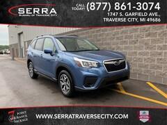 Used 2019 Subaru Forester Premium SUV JF2SKAEC7KH422879 for sale in Traverse City, MI